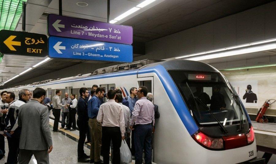 طول خطوط مترو در کلان شهرها دو برابر می گردد