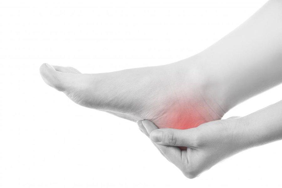 نکته بهداشتی ، پیشگیری از درد پاشنه
