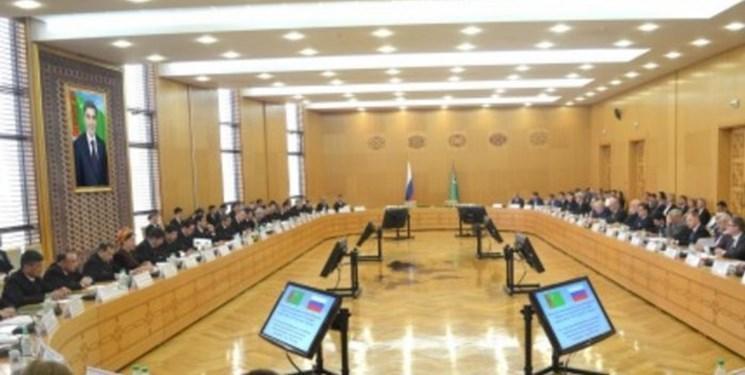 برگزاری یازدهمین اجلاس کمیسیون بین دولتی ترکمنستان و روسیه در عشق آباد