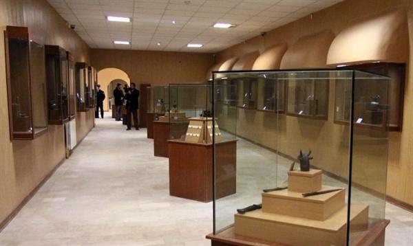 برگزاری مراسم روز جهانی موزه ها با حضور دکتر مونسان