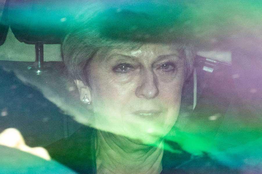 دولت انگلیس ارائه طرح جدید برگزیت را به تعویق انداخت