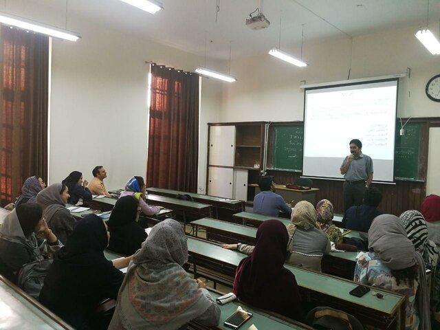 کارگاه روایت شناسی برگزار شد
