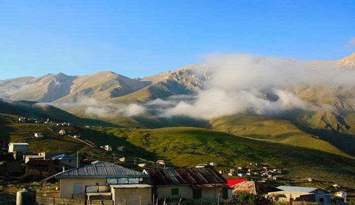 خرج ییلاق دو روزه در چله تابستان