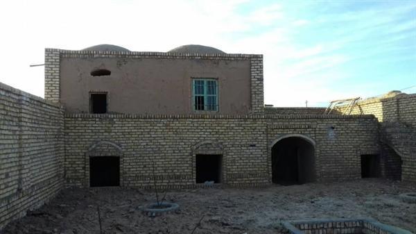 اقامتگاه بوم گردی روستای حطیطه در شهرستان بردسکن آماده بهره برداری است