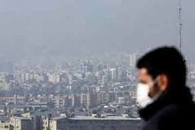 عامل بالارفتن اُزن در تهران چیست؟