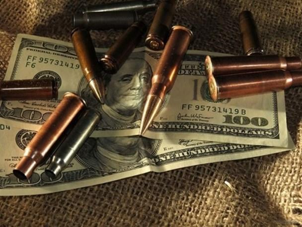 خرید و فروش اسلحه، تجارتی پایدار بر پایه خون و کشتار ، رشد سه برابری خرید اسلحه توسط آل سعود