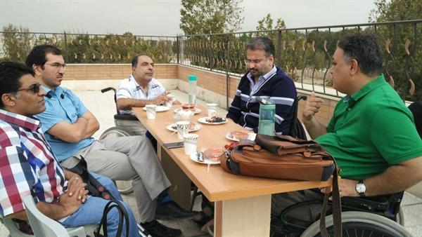 نشست هم اندیشی سمن های افراد دارای معلولیت در استان گلستان با موضوع گردشگری برگزار گردید