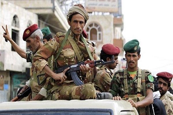 عملیات تک تیراندازان ارتش یمن در حجه