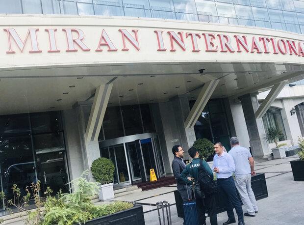 تیم فوتبال امید ایران وارد ازبکستان شد