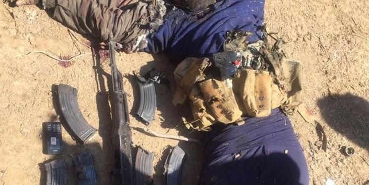 عراق 6 تروریست داعشی را از پای درآورد