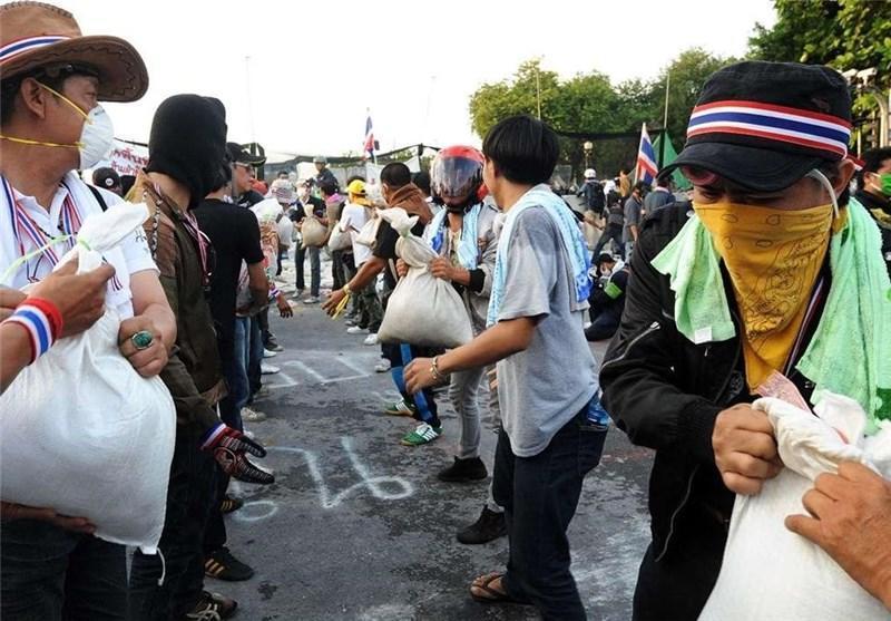 مخالفان دولت تایلند برای سرنگونی دولت ضرب الاجل مشخص کردند