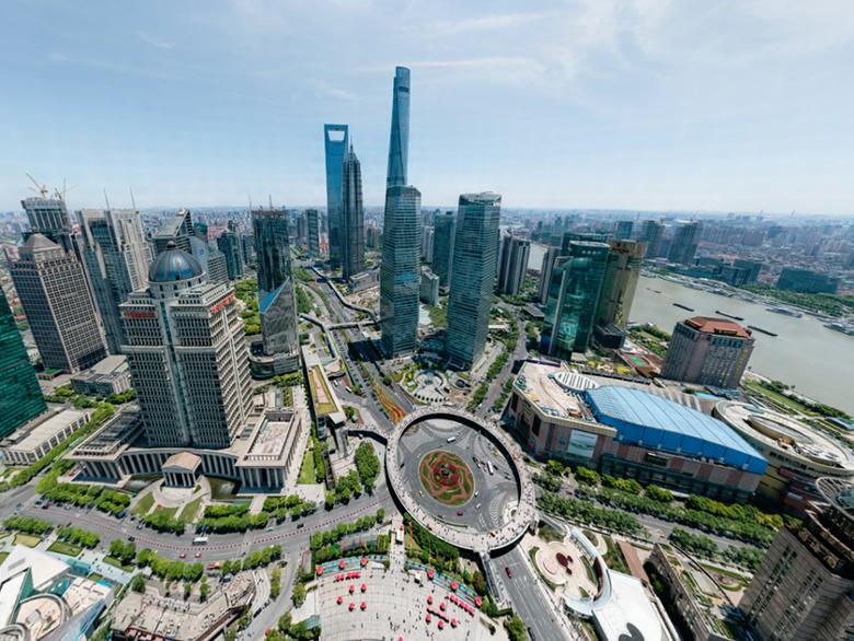 این عکس 195 گیگاپیکسلی از شانگهای آن قدر بزرگ است که شما می توانید از فاصله چند مایلی روی صورت مردم زوم کنید