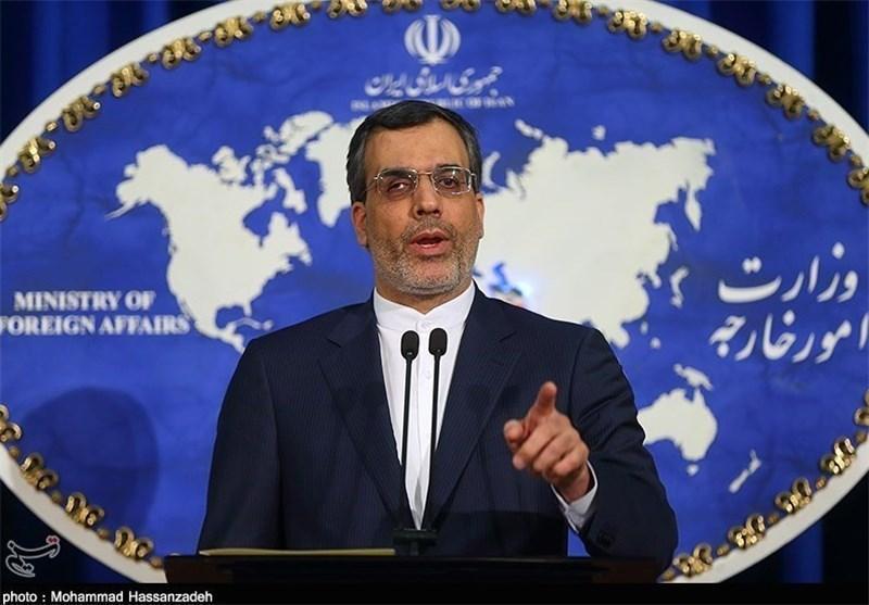 ایران حمله تروریستی جاکارتا را محکوم کرد