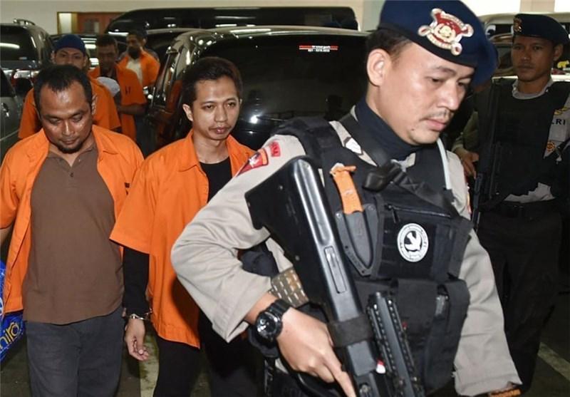 اندونزی 17 مظنون را که از سوریه بازگشتند، دستگیر کرد