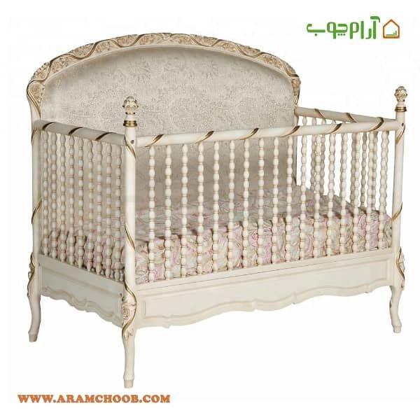 آرام چوب تولیدکننده تخصصی سرویس خواب نوزاد
