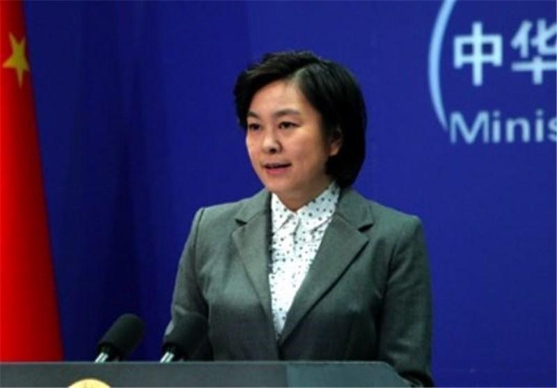 حمایت چین از یاری اقتصادی بین المللی به اوکراین