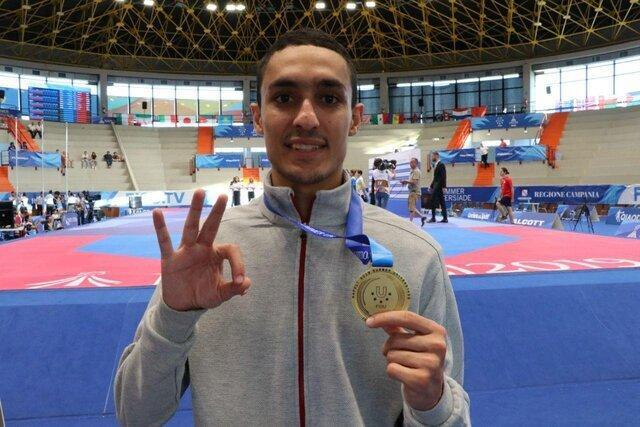هادی پور مدال برنز رقابت های گرندپری بلغارستان را کسب کرد