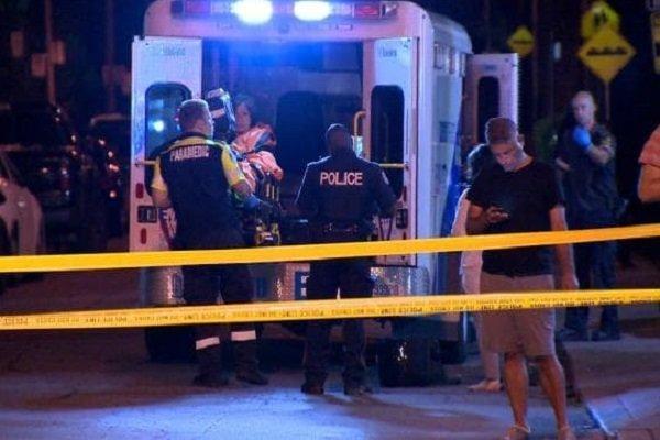 یک کشته و 13 زخمی در حمله مسلحانه در تورنتو کانادا
