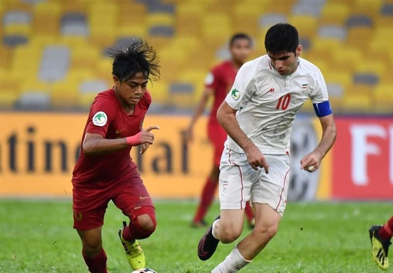 فوتبال زیر 16 سال قهرمانی آسیا، ایران 5 بر صفر برد و حذف شد!، جام جهانی پرید!