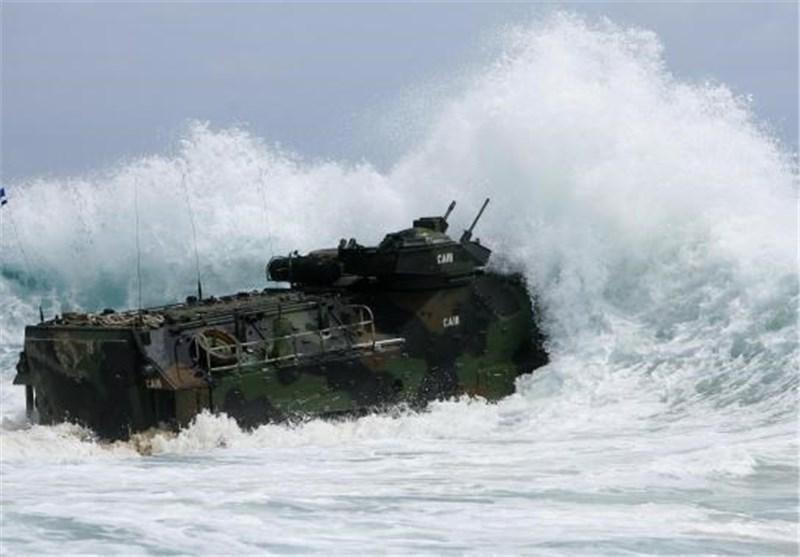 مشارکت یک کشتی جاسوسی چین در مانور دریایی هاوایی