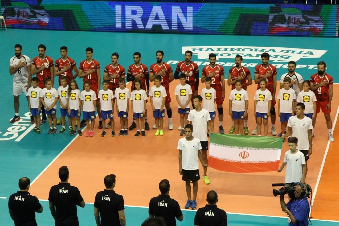 حریفان والیبال ایران در مرحله دوم قهرمانی دنیا معین شدند: آمریکا، بلغارستان و کانادا