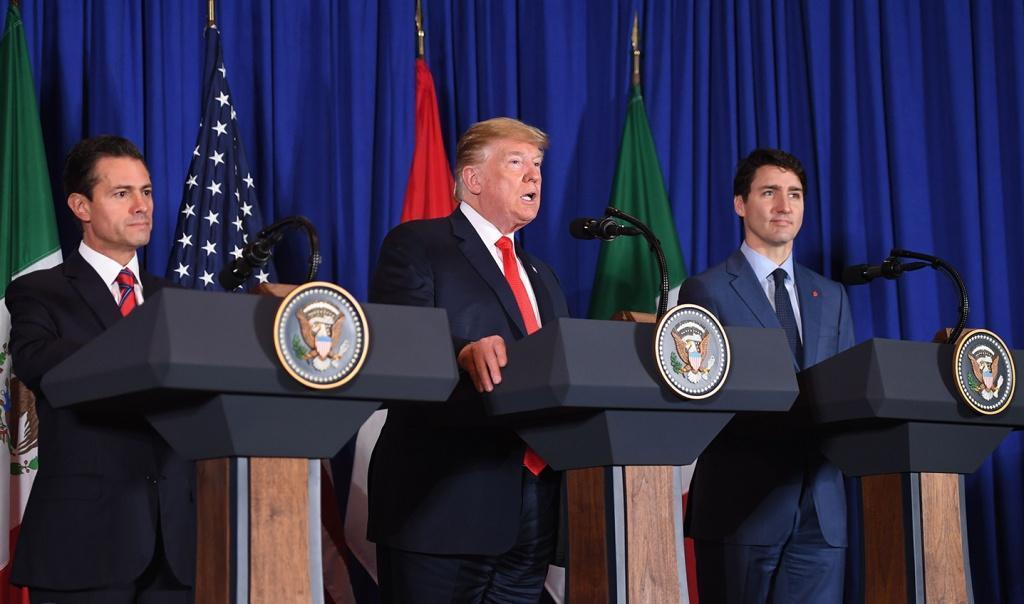 آمریکا، کانادا و مکزیک پس از ماه ها تنش و مذاکره، یک پیمان تجاری تازه امضا کردند