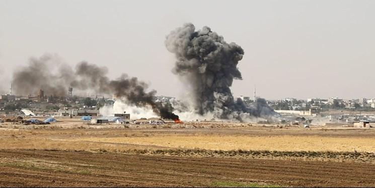 عملیات ترکیه، حملات شیمیایی ترکیه به شهر رأس العین در شمال سوریه