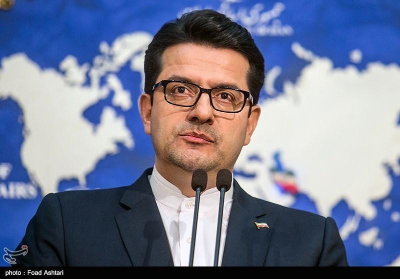 سخنگوی وزارت خارجه پیروزی مورالس در انتخابات بولیوی را تبریک گفت