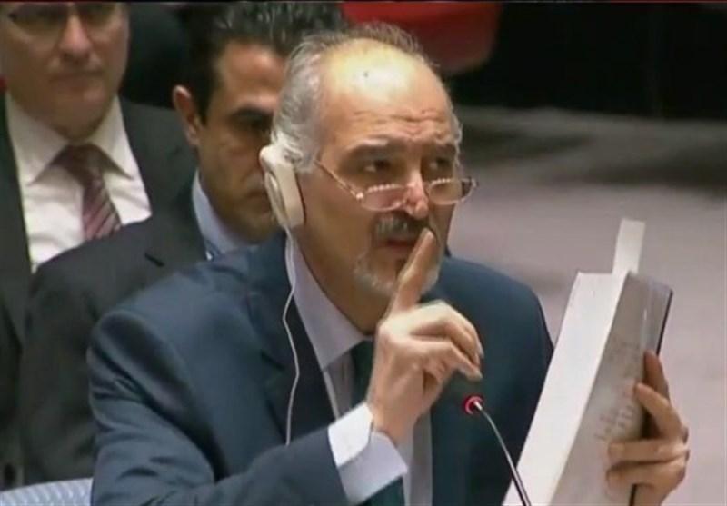 الجعفری: ادعاهای ترکیه قابل پذیرش نیست؛ آنکارا ده ها هزار تروریست خارجی را وارد سوریه کرد