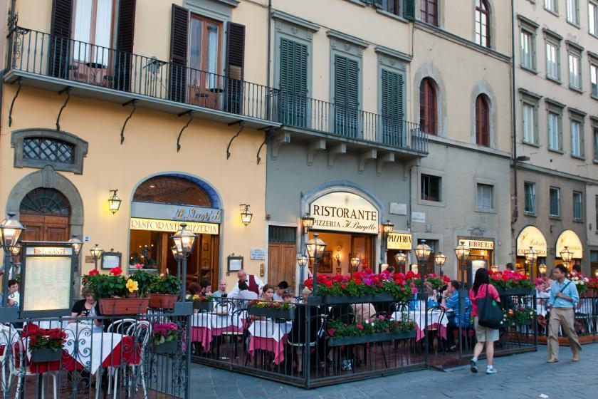 بهترین رستوران های فلورانس را بشناسید