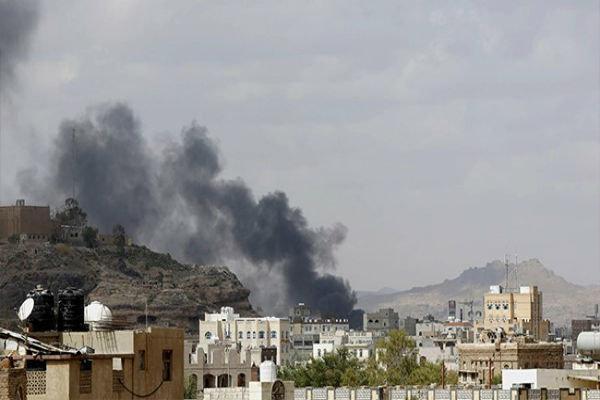 حملات توپخانه ای متجاوزان سعودی به الحدیده یمن