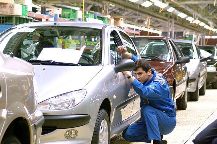 آخرین قیمت خودروهای داخلی امروز 1398، 08، 18 ، 206 تیپ 5، 98 میلیون تومان شد