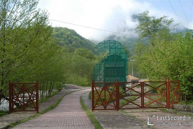 هتل چالدره، نگین غرب مازندران