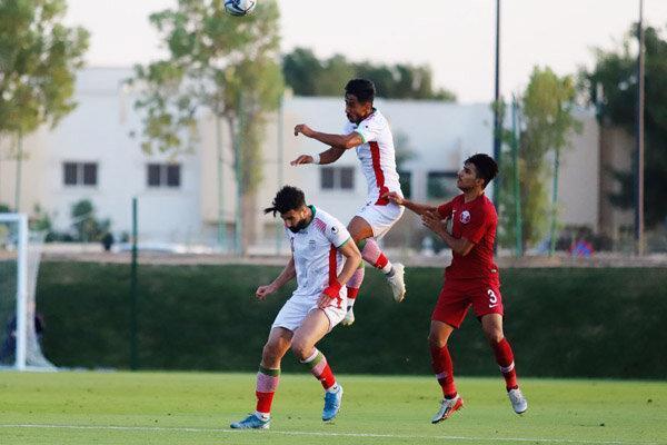 مدافع تیم فوتبال امید حضور در انتخابی المپیک را از دست داد