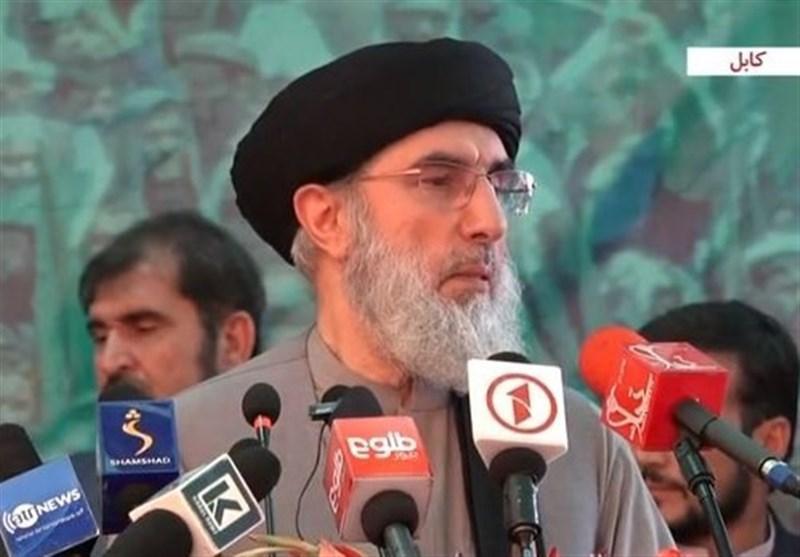 حکمتیار: گفت وگوی آمریکا و طالبان متوقف گردد، نتایج انتخابات پس از باطل شدن آرای تقلبی اعلام گردد
