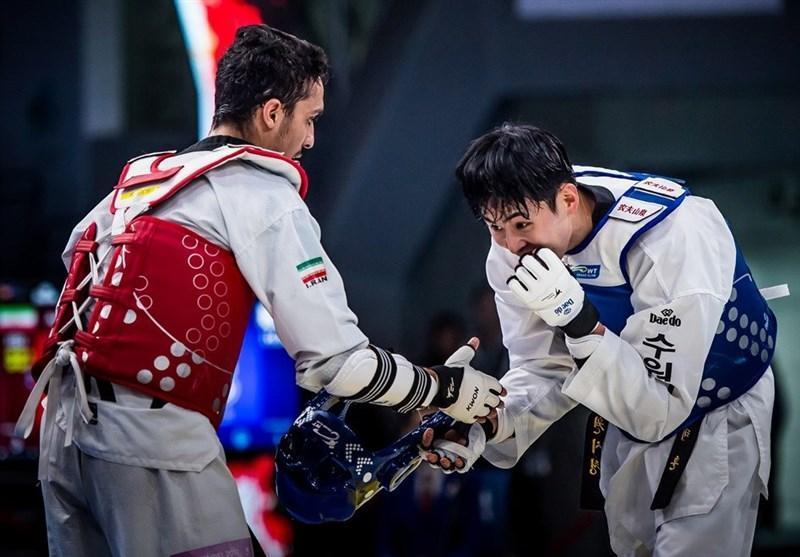 فینال مسابقات تکواندو گرندپری، هادی پور از صعود به ملاقات نهایی بازماند، طلسم جانگ شش مسابقه شد