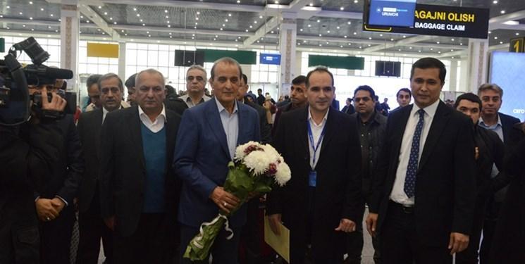 پروازهای تهران- تاشکند- تهران برقرار شد