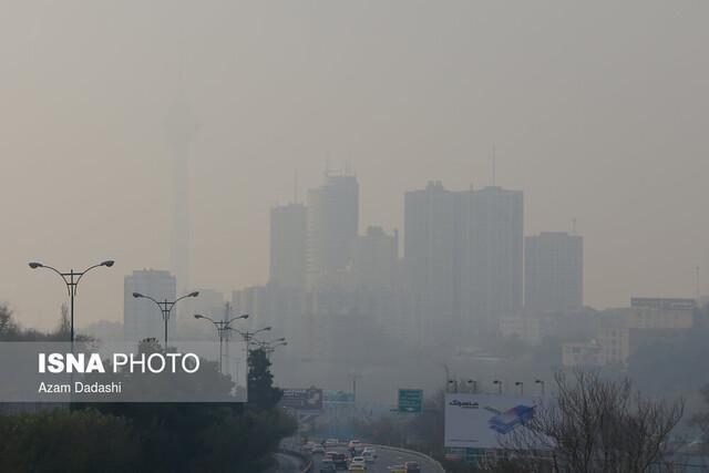 تحقیقات وزارت بهداشت برای یافتن منشاءبوی نامطبوع تهران