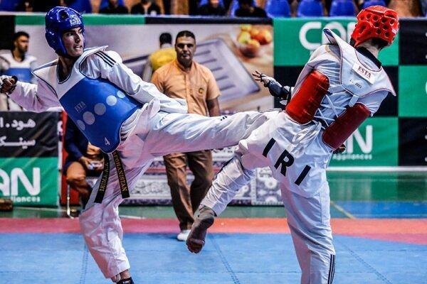 حریفان ملی پوشان ایران در روز دوم مسابقات تعیین شدند