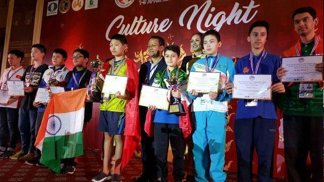 کسب 3 مدال توسط نوجوانان ایران در بخش برق آسای آسیا