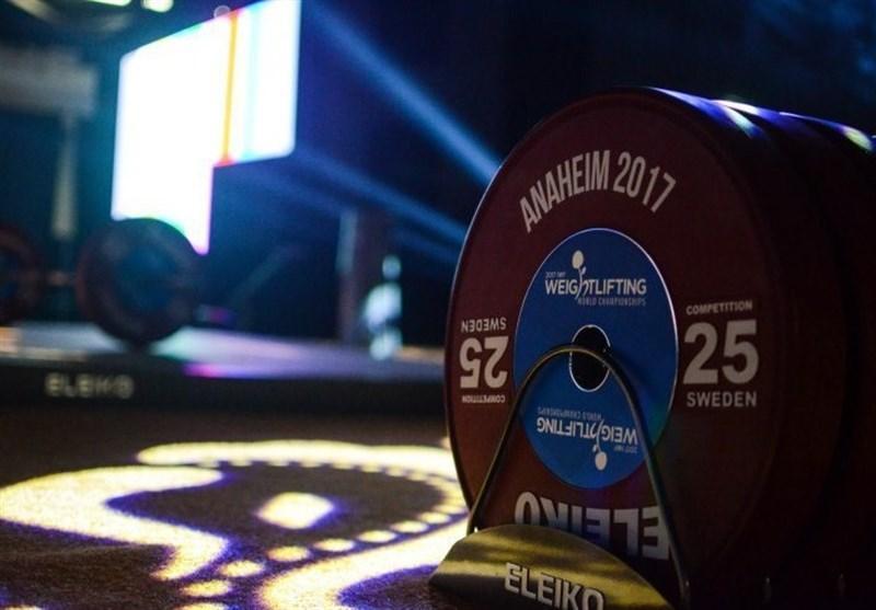 دوپینگ 3 وزنه بردار مدال آور تایلند در مسابقات قهرمانی دنیا مثبت اعلام شد