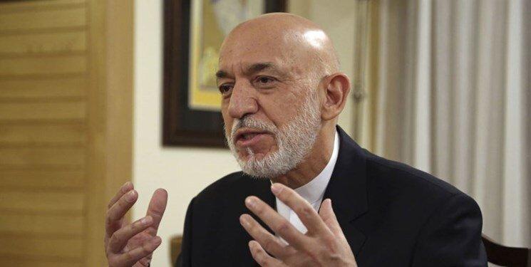 روایت حامد کرزی از دخالت بیگانان در انتخابات افغانستان