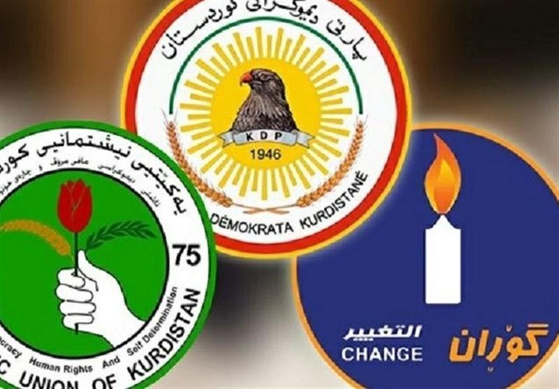 عراق، دیدگاه فراکسیون های کُردی مجلس عراق درباره نامه اعلام آمادگی برهم صالح برای استعفا
