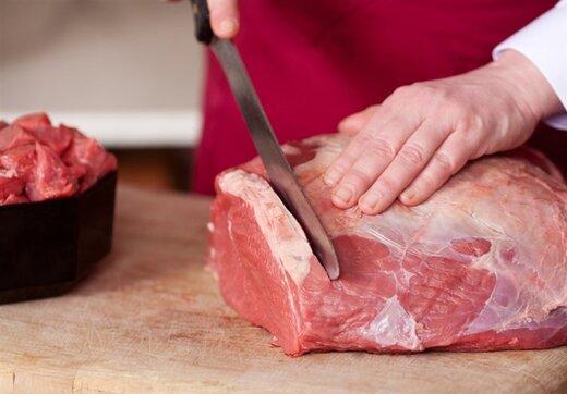 قیمت گوشت گرم گوسفندی باز هم رازان شد