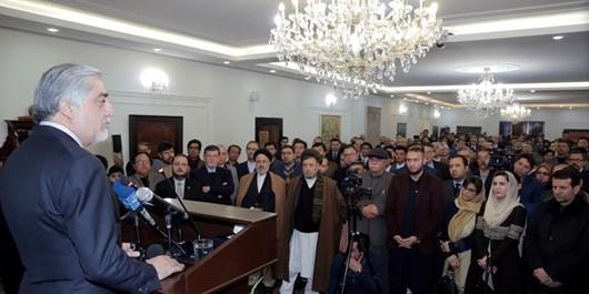 عبدالله: پیروزی انقلاب اسلامی ایران، نقطه عطفی در تاریخ است، روابط مالی و سیاسی ایران و افغانستان در حال گسترش است