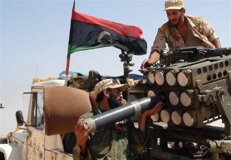 لیبی، حمایت اقتصادی و تسلیحاتی عربستان از نیروهای حفتر