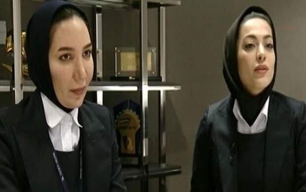 فیلم ، تبادل نظر با نشاط جهانداری و فروز فیروزی؛ بانوان خلبان ایرانی