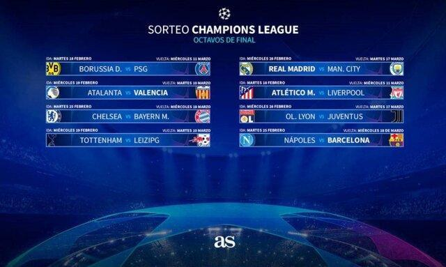 هوای تازه لیگ قهرمانان اروپا