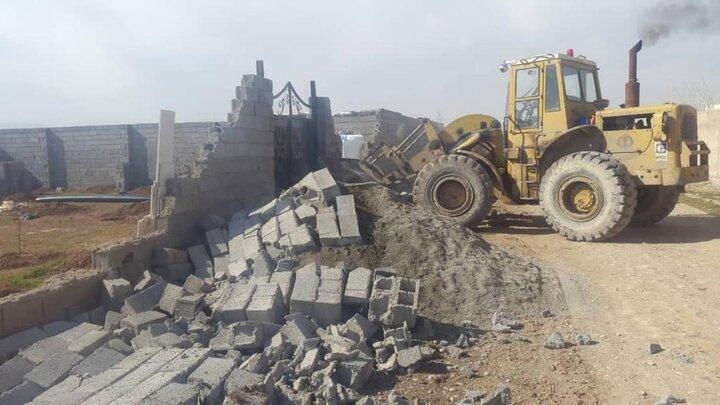 11 درصد واحد های مسکونی زلزله زده قطور آواربرداری شد