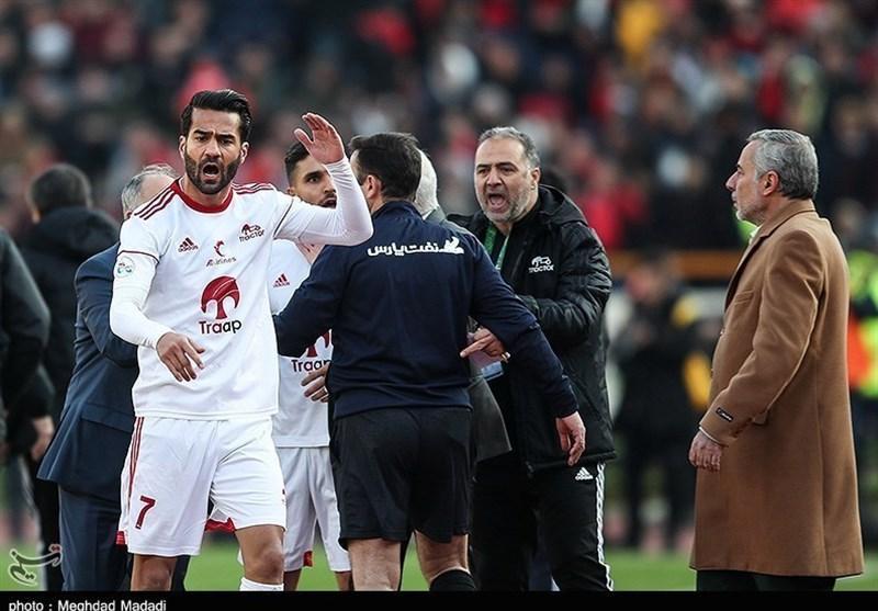 احضار شجاعی به کمیته انضباطی فدراسیون فوتبال